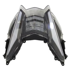 全功能LED機車尾燈 / 堤維西交通工業股份有限公司