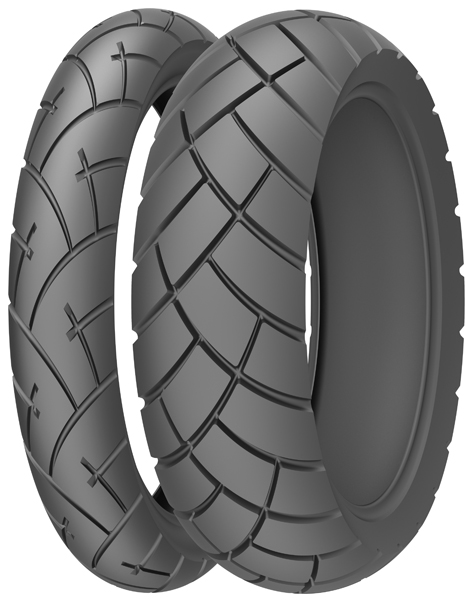 Motorcycle Dual Sport Tire / KENDA RUBBER INDUSTRIAL CO., LTD.