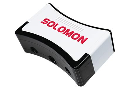 智能3D視覺掃描器 / 所羅門股份有限公司