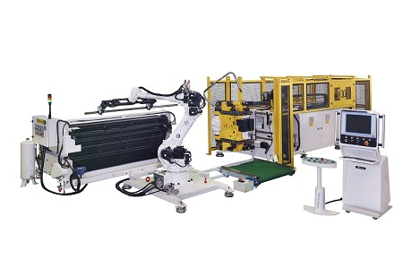 SOCO Machinery Co., Ltd.-All Electric Left and Right Tube Bender Cell ( 10 axis )