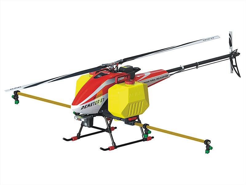 亞拓E1 V2農用無人植保機