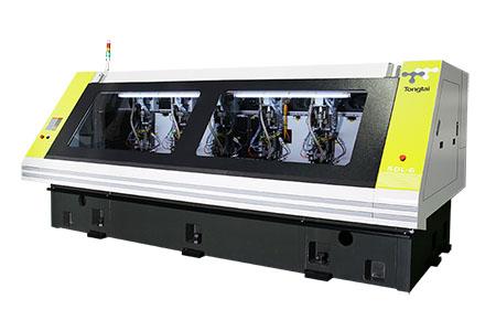 六軸線馬數控鑽床 / 東台精機股份有限公司