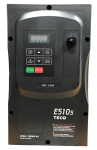 High Protective Multi-function & Communicating Current Vector Control Drive / TECO ELECTRIC & MACHINERY CO., LTD.