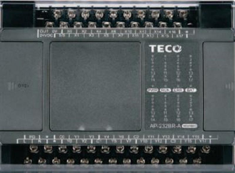 東元電機股份有限公司(TECO)-スマートIoTプログラマブルロジックコントローラ