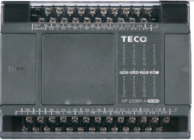 Advanced Communicating Programmable Logic Controller / TECO ELECTRIC & MACHINERY CO., LTD.