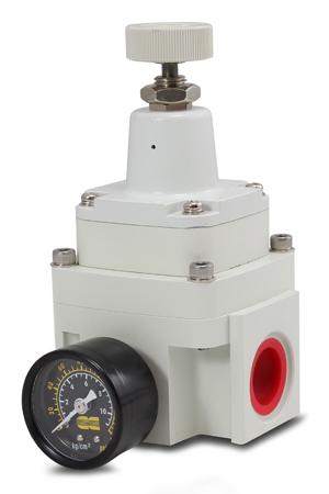 節能型大容量精密調壓閥-台灣氣立股份有限公司