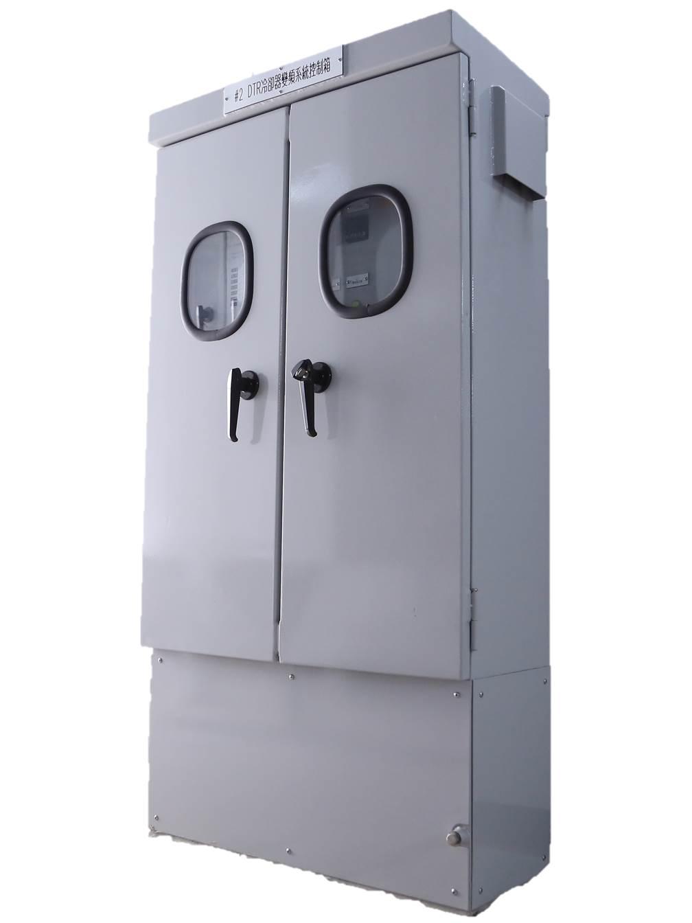 電力變壓器冷卻風扇變頻節能系統