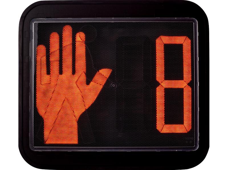 16吋面光源型行人交通燈-光寶科技股份有限公司