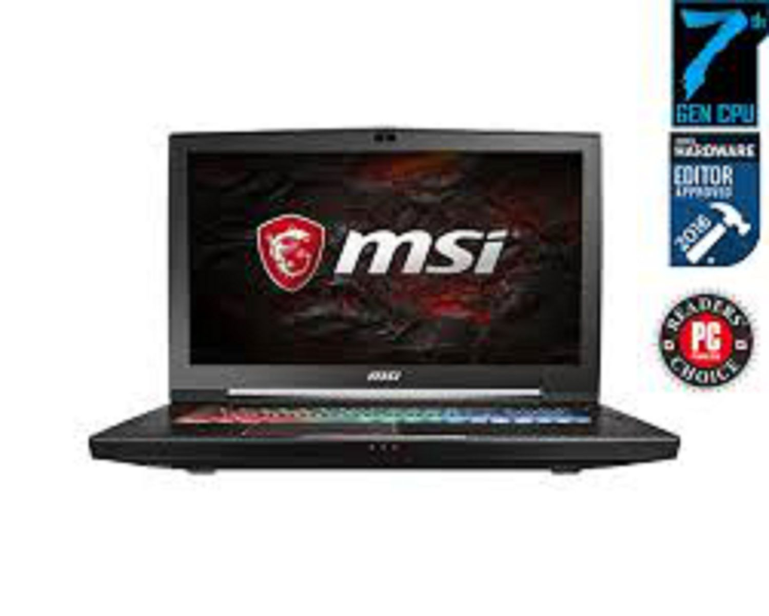 GT73VR Gaming laptop / Micro-Star International Company Limited