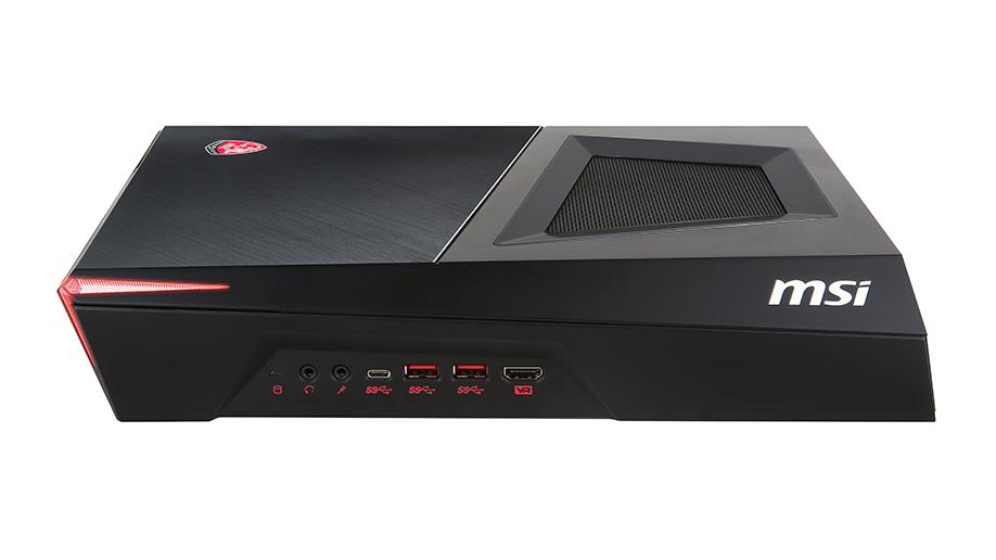 微星科技股份有限公司-利落洗炼迷你电竞VR桌机