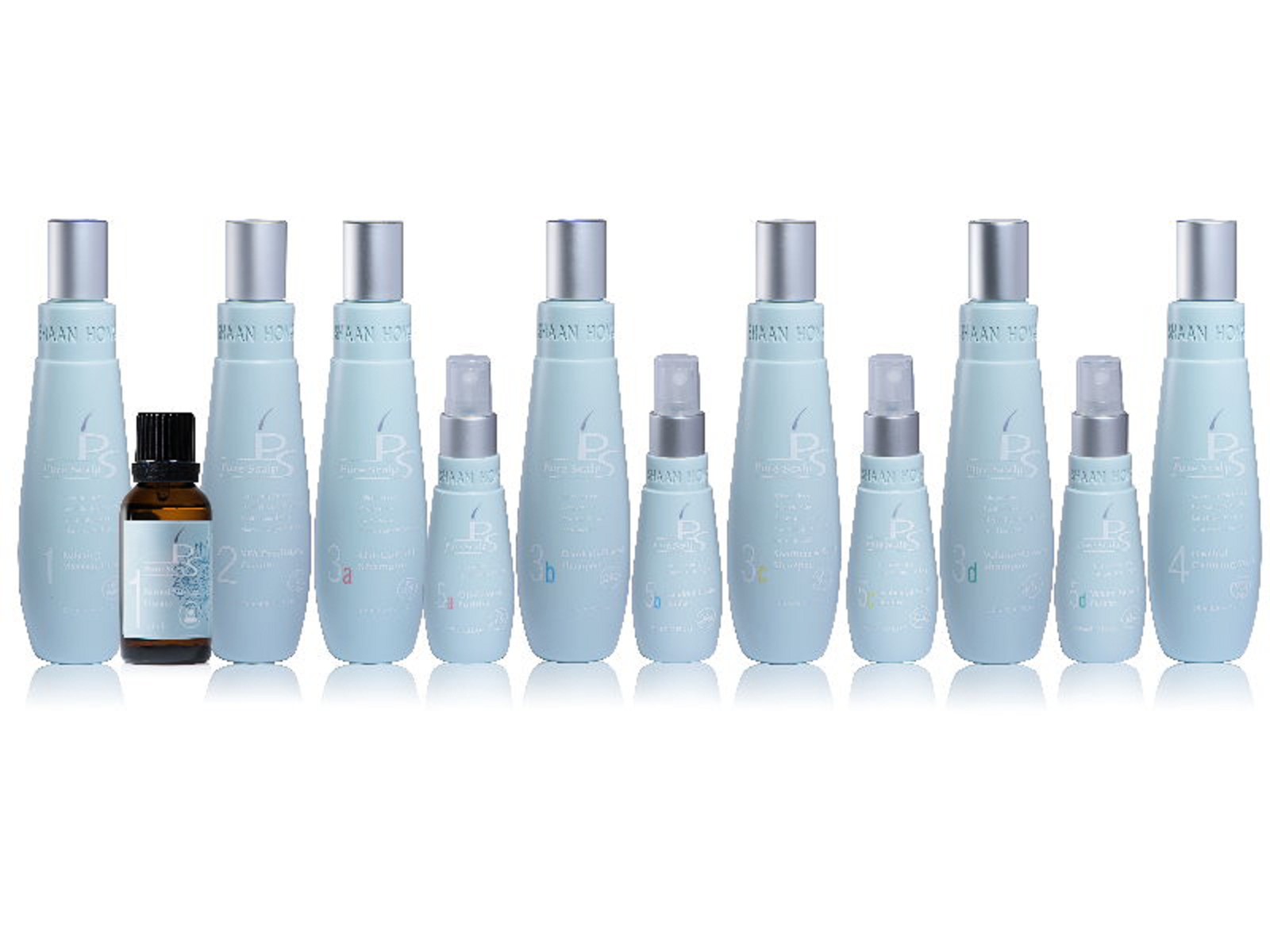 SHAAN HONQ INT'L COSMETIC CORP.-Pure Scalp System