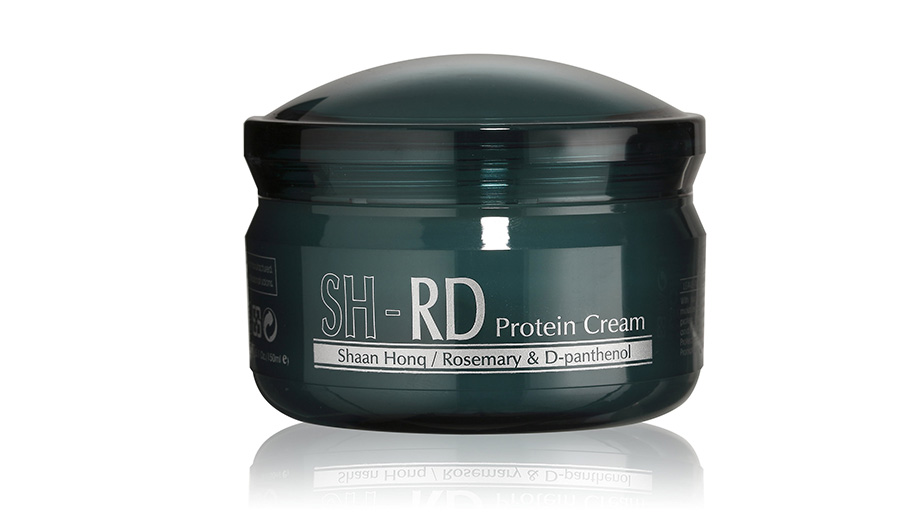 SHAAN HONQ INT'L COSMETIC CORP.-SU129 SH-RD PROTEIN CREAM