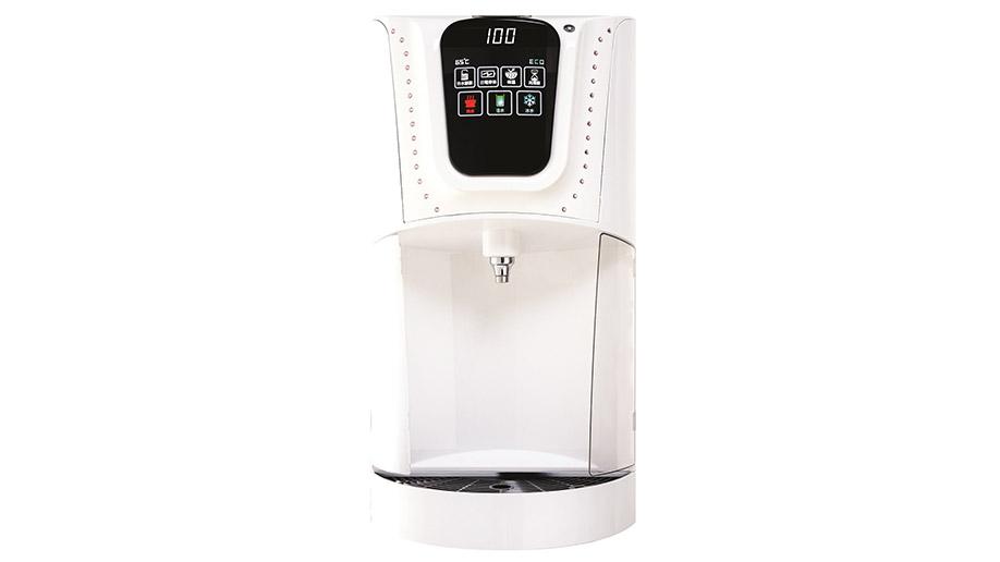 Long Chen Technology Co Ltd-intelligent energy-saving water dispenser with swarovski design(table top)(white)