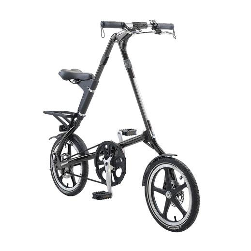 MING CYCLE INDUSTRIAL CO., LTD.-STRIDA Folding Bicycle LT Black