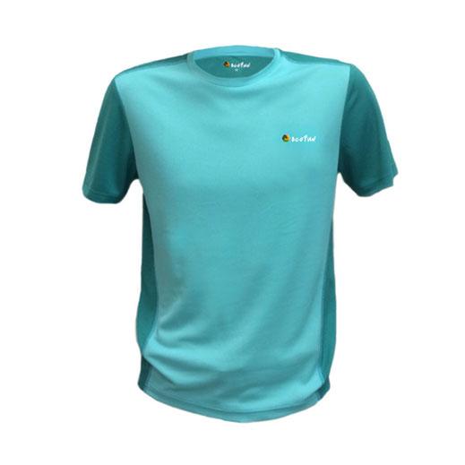 SINGTEX Industrial CO., Ltd.-Coffee yarn t-shirt
