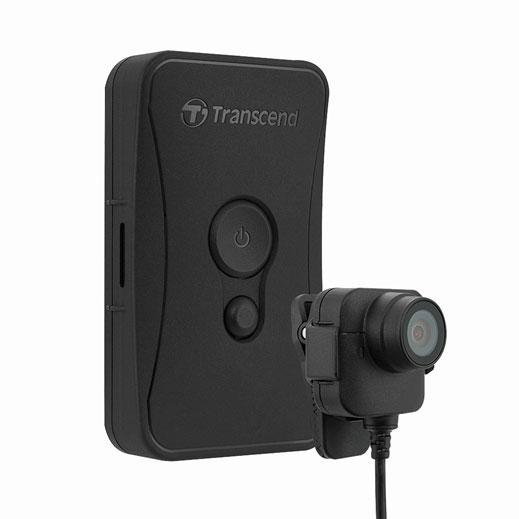 Transcend Information, Inc.-Body Cameras DrivePro Body 52