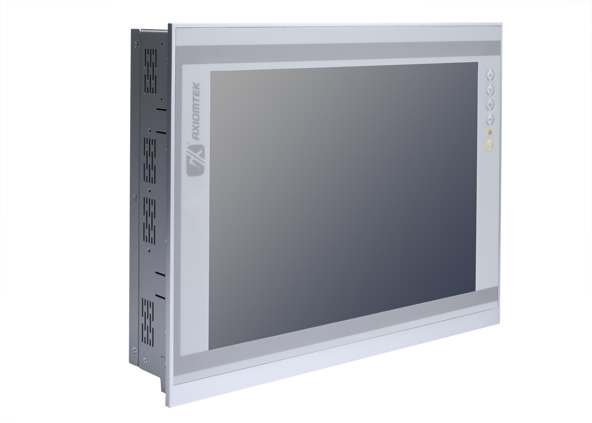 Axiomtek Co., Ltd.-17-inch Industrial Touch Panel PC