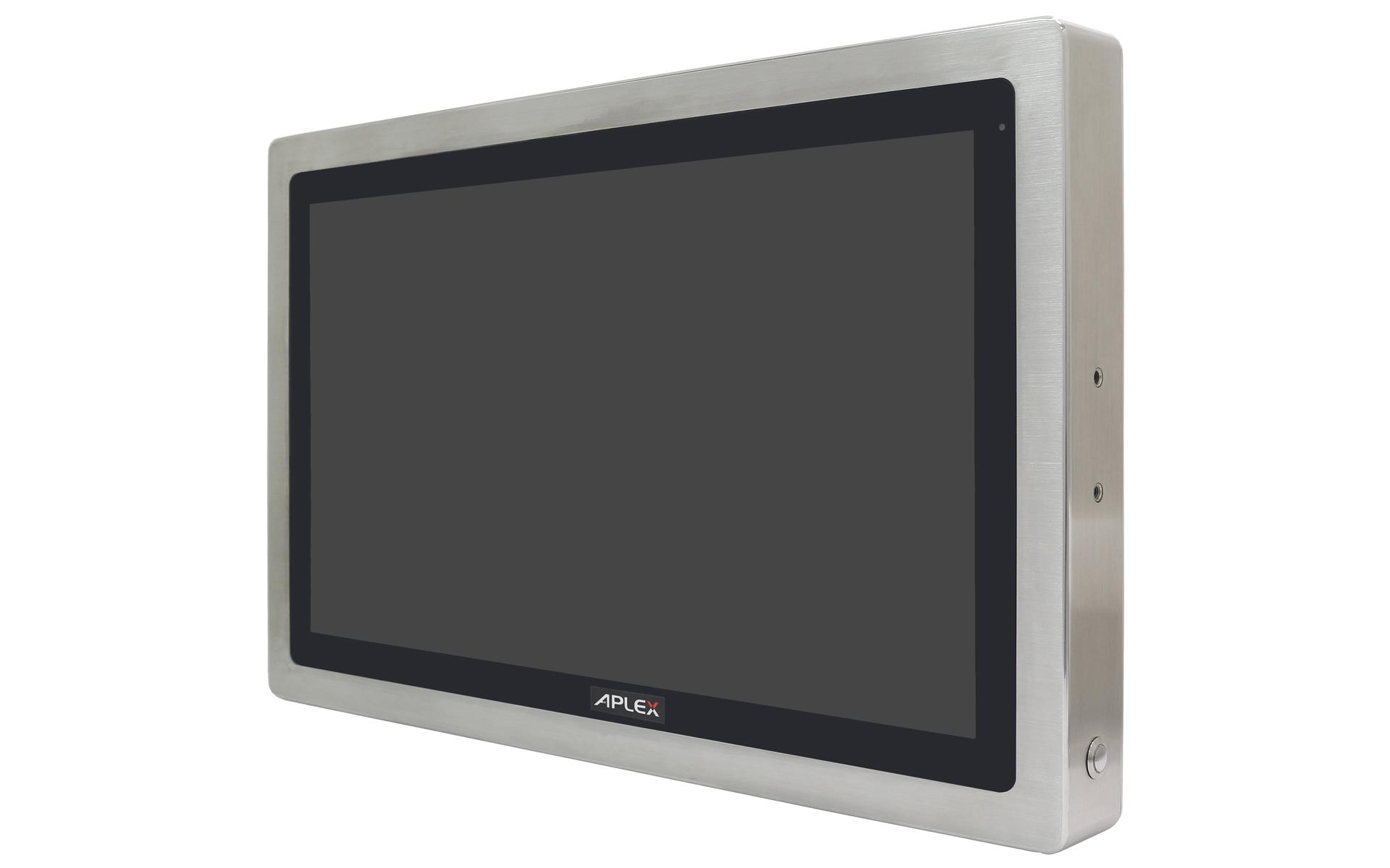Aplex Technology Inc.-IP66/IP69K Stainless steel industrial panel PC