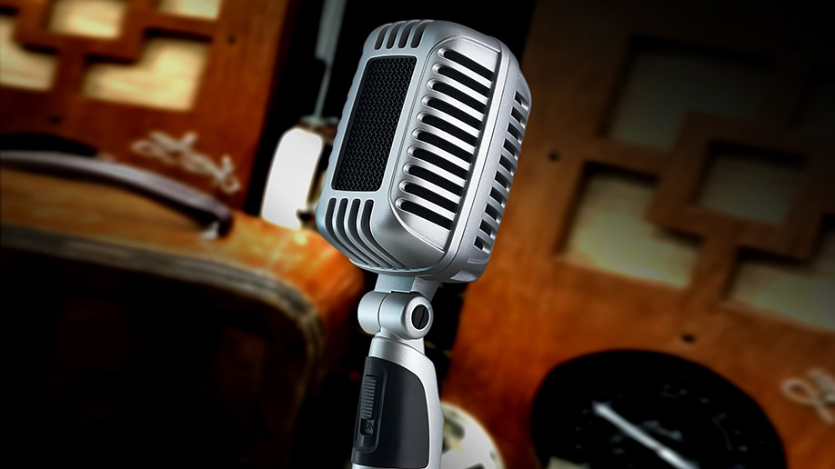 Classic Microphone / Taiwan Carol Electronics Co., Ltd.
