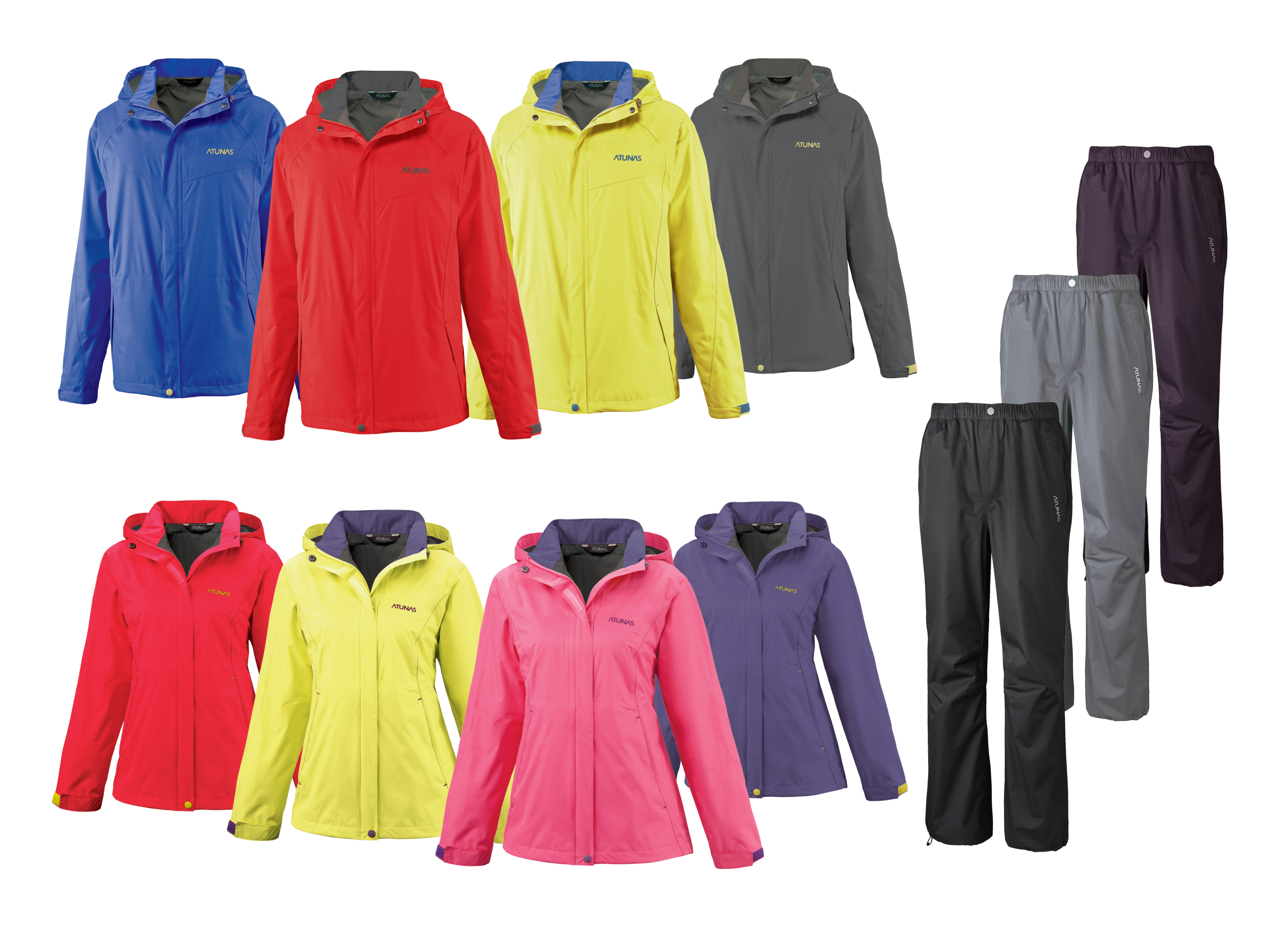 Green Forest Waterproof Moisture Permeable Functional Collection / SUN OWN INDUSTRIAL CO., LTD.