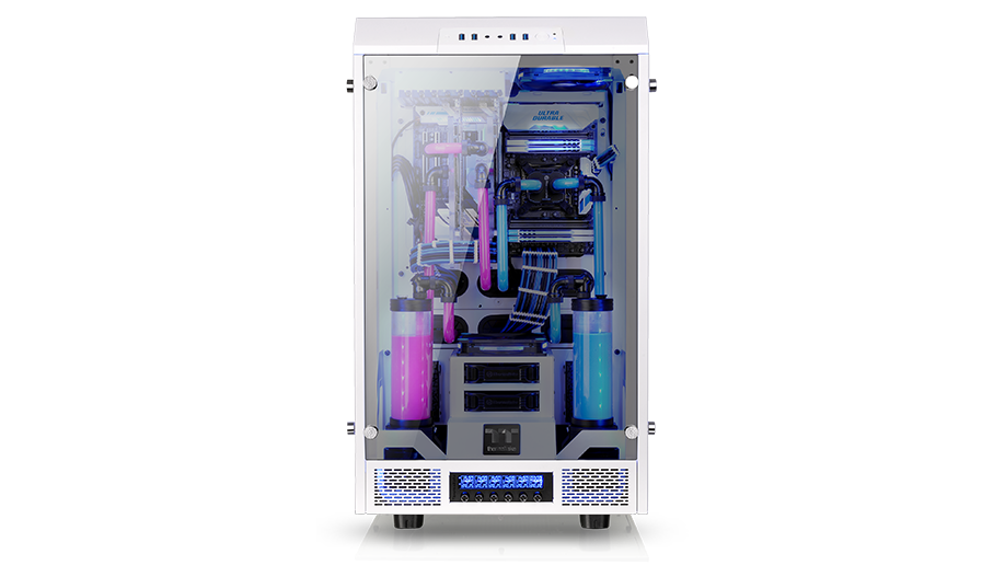 Thermaltake The Tower 900 E-ATX Vertical Super Tower Chassis / Thermaltake Technology Co., Ltd.