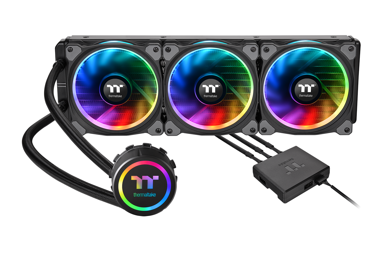 Floe Riing RGB 360 TT Premium / Thermaltake Technology Co., Ltd.