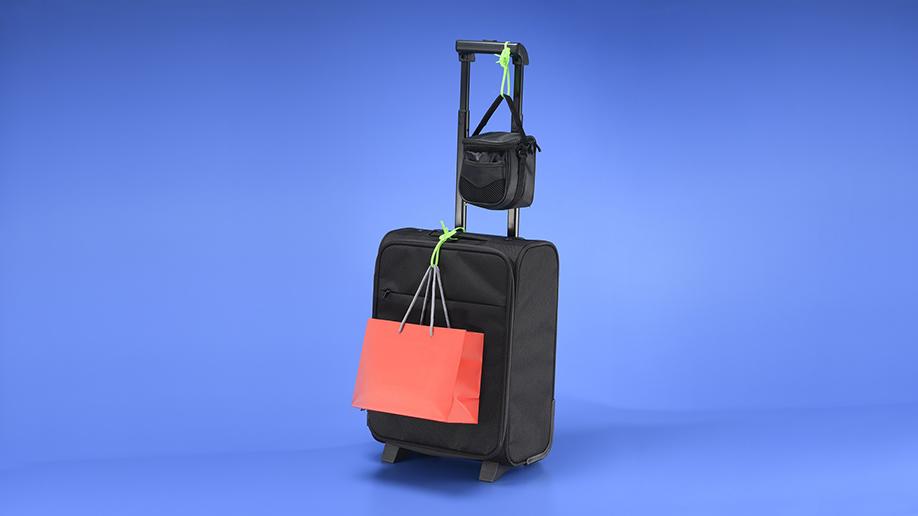 KAI SUH SUH ENTERPRISE CO., LTD.-Luggage Tie