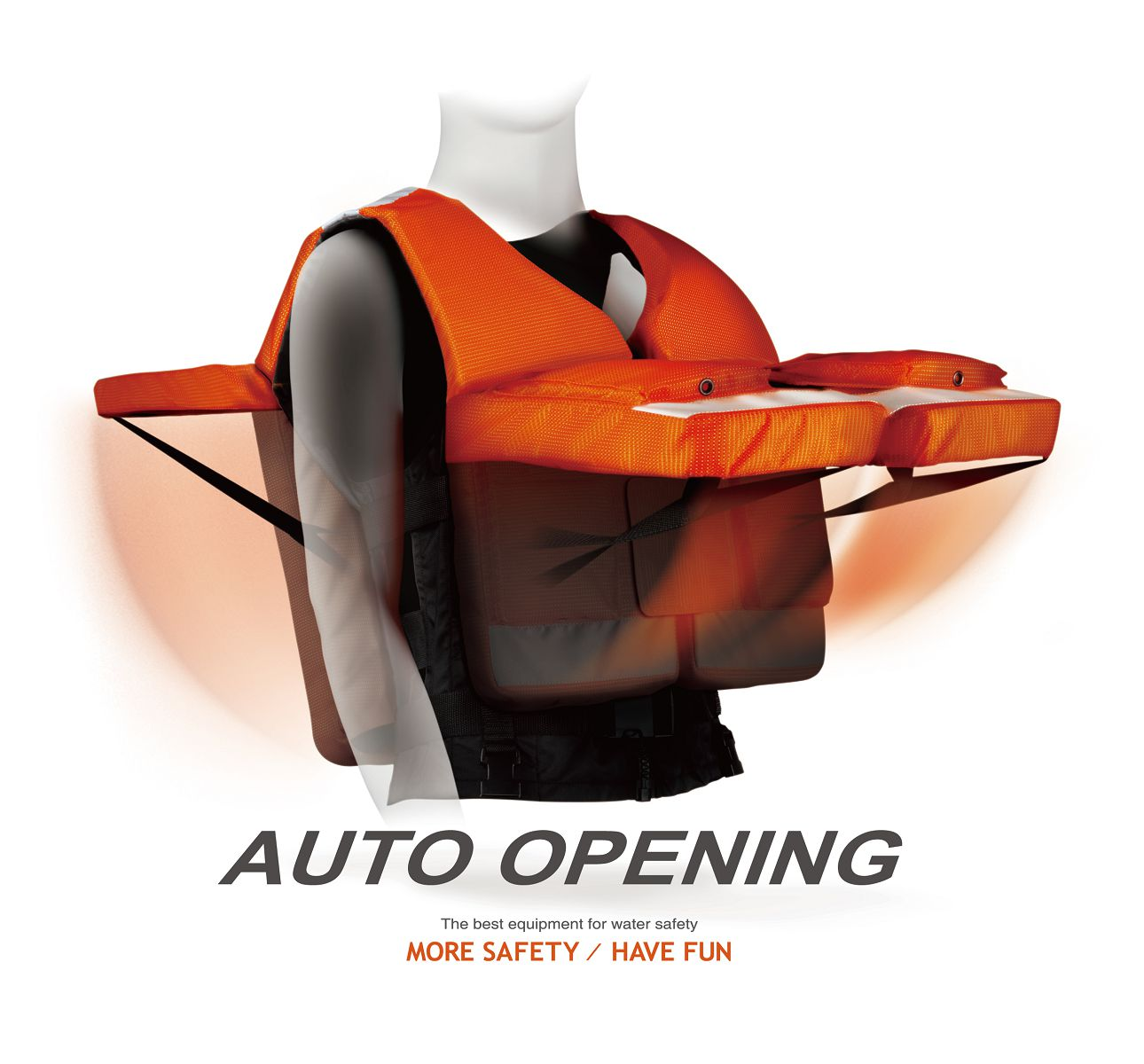 HONO GOLF Enterprise Co., Ltd-Auto Opening Life Jacket