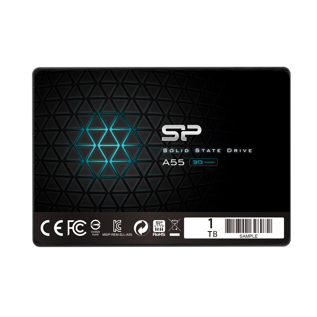 Solid State Drive Ace A55 / Silicon Power Computer & Communications Inc.