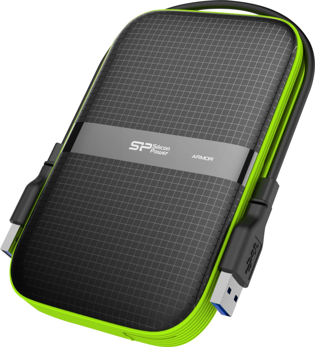 "2.5""Shockproof Portable Hard Drive / Silicon Power Computer & Communications Inc."
