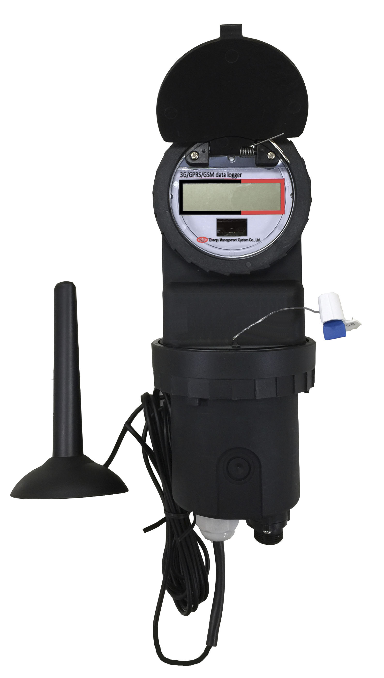 GSM/GPRS Wireless Transmission Data Logger (3G/4G) / ENERGY MANAGEMENT SYSTEM CO., LTD.