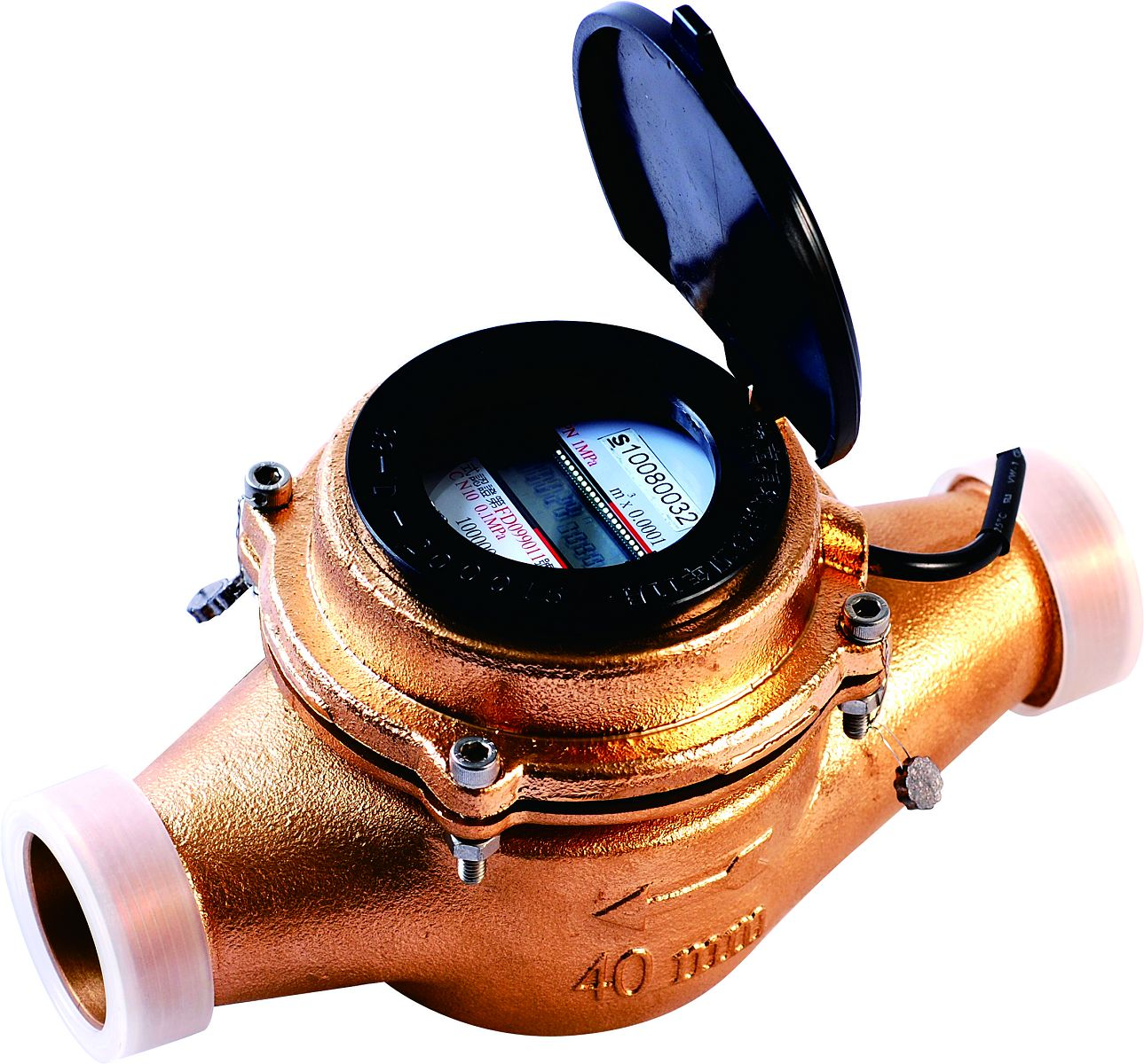 ENERGY MANAGEMENT SYSTEM CO., LTD.-Electronic Multi-Jet Water Meter