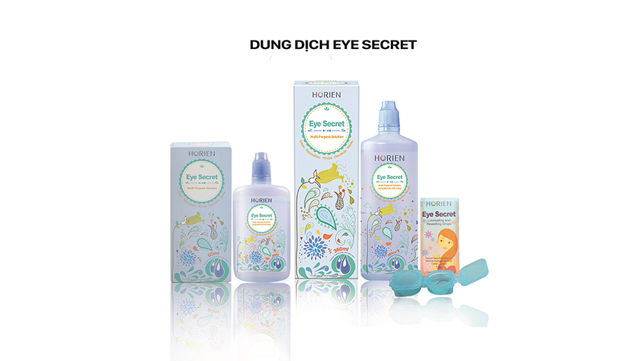 Eye Secret Multi-Purpose Solution / Yung Sheng Optical Co., Ltd.