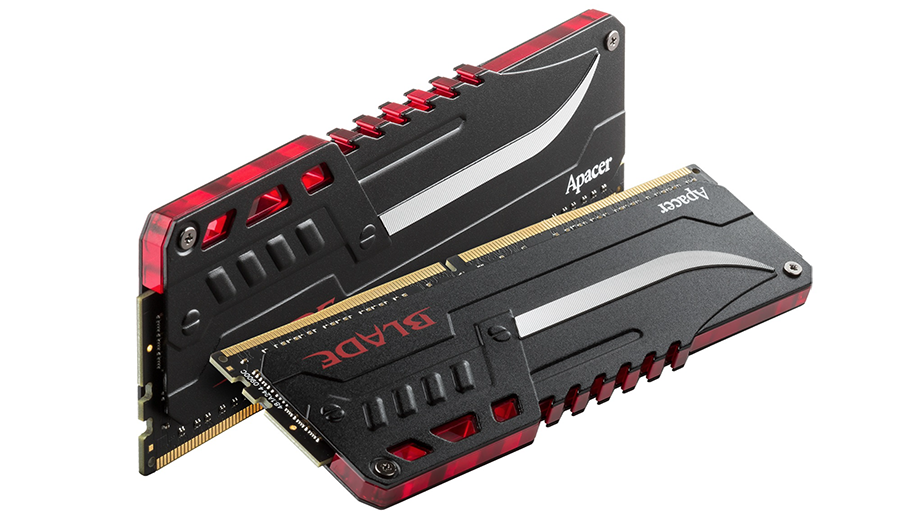 BLADE FIRE DDR4 LED LIGHT Gaming Memory Module / Apacer Technology Inc.