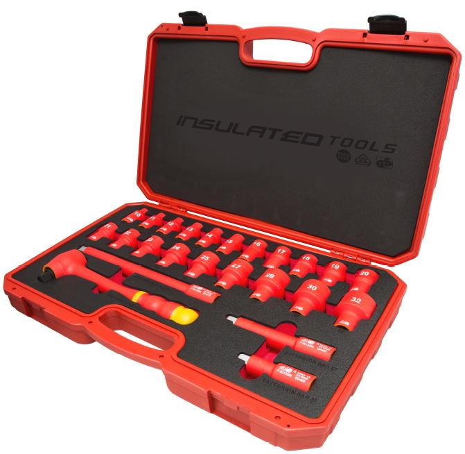 RE-DAI Precision Tools Co., Ltd.-insulated tools