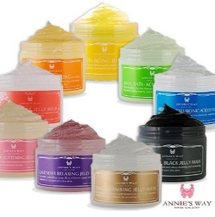 Mặt Nạ Thạch Dưỡng Da Căng Mịn Đài Loan / Annie's Way International Co., Ltd.