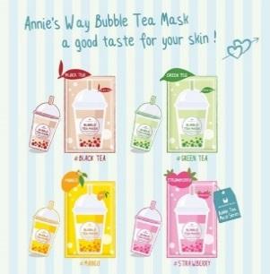 Annie's Way International Co., Ltd.-Mặt Nạ Thạch