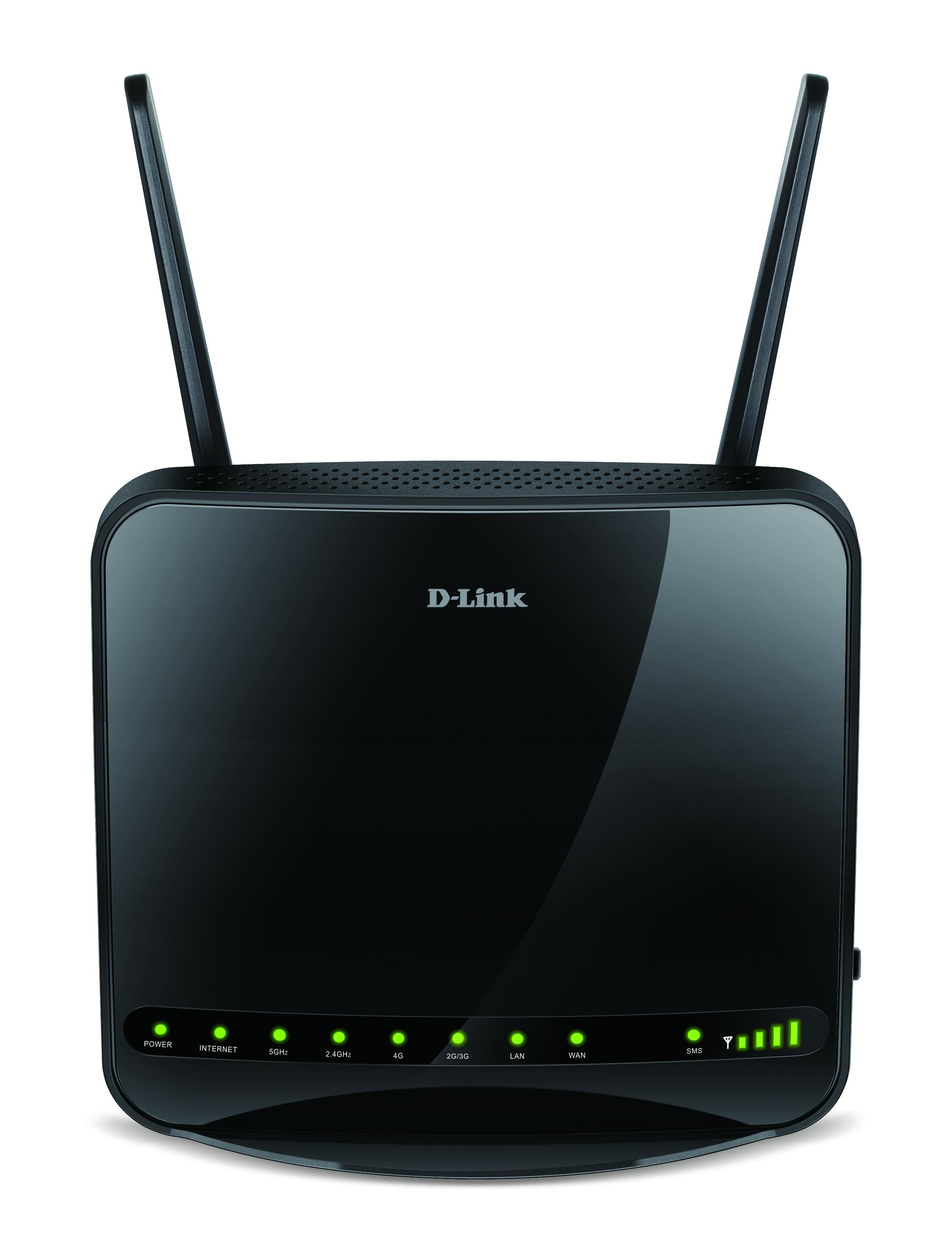 4G Router / D-Link Corporation