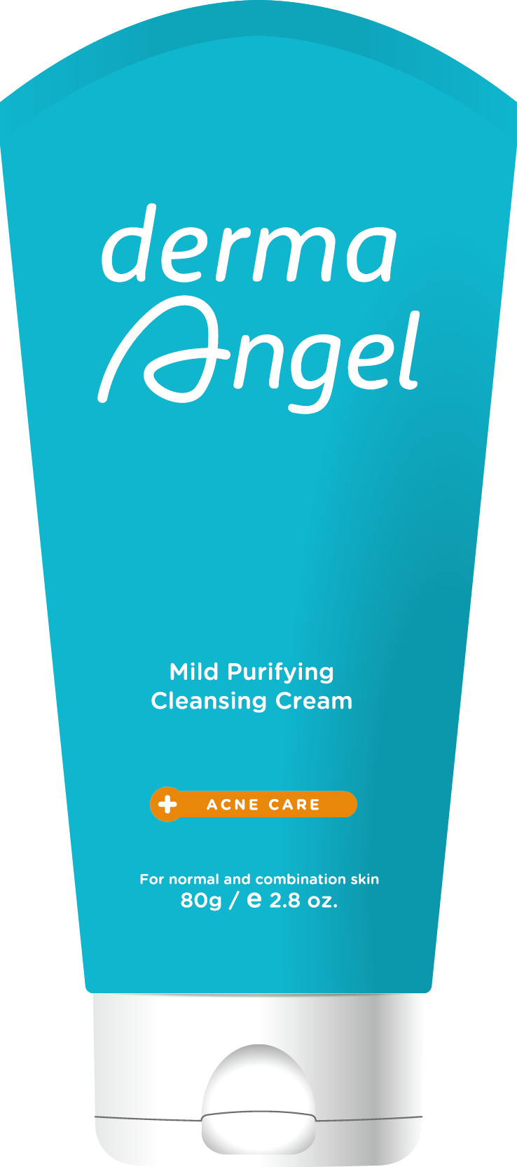 DermaAngel Acne Care Mild Purifying Cleansing Cream / BenQ Materials Corp.
