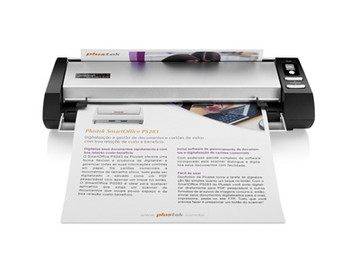 Plustek Inc.-Máy scan