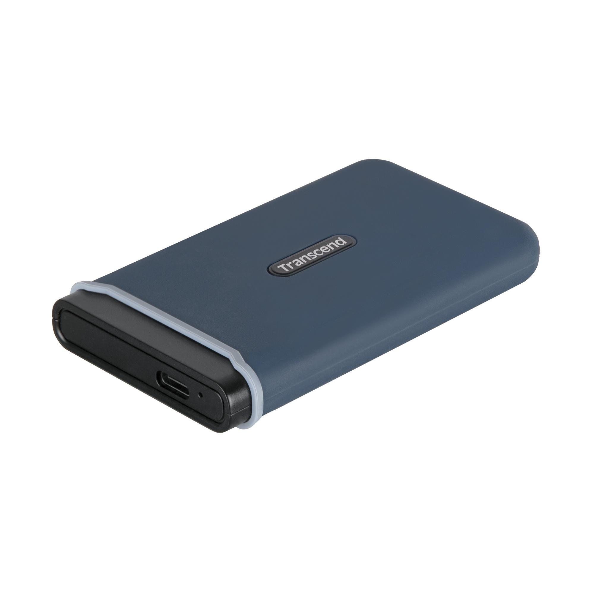 Portable SSD / Transcend Information, Inc.