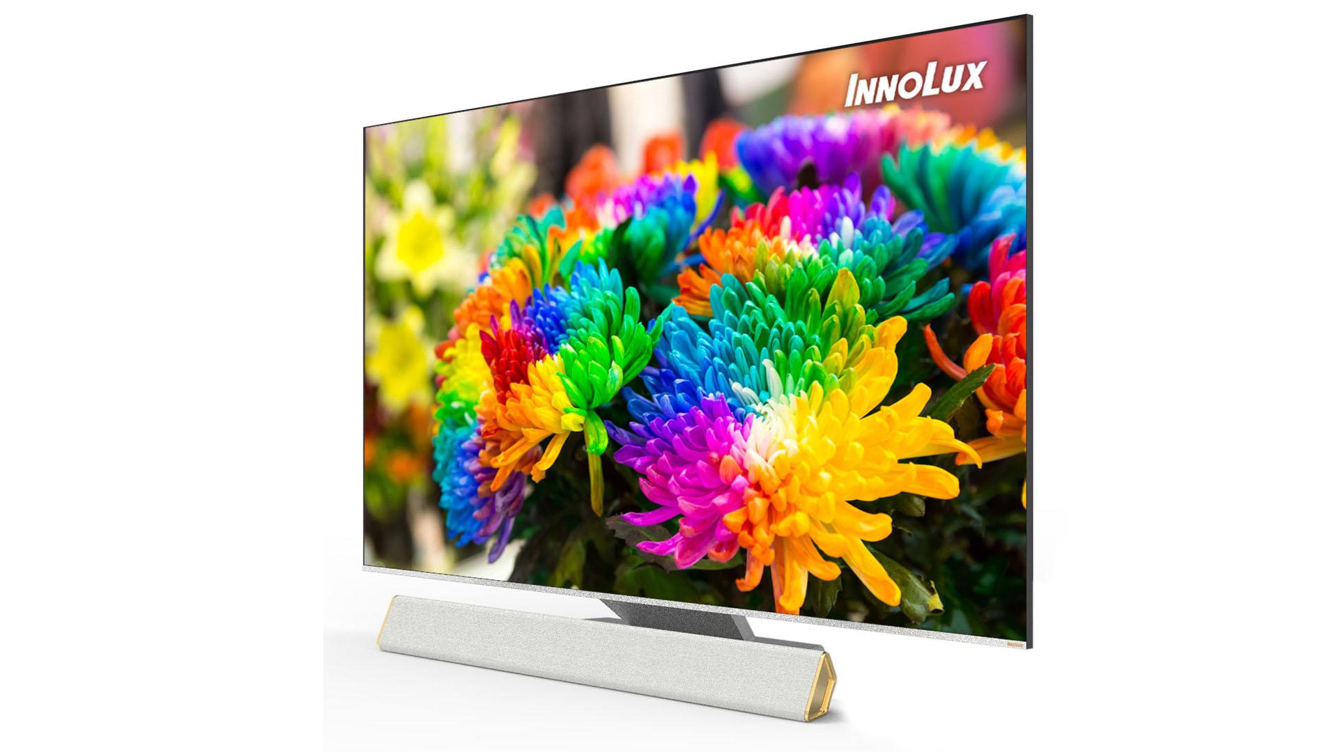 65吋高螢幕佔比多分區薄型化電視