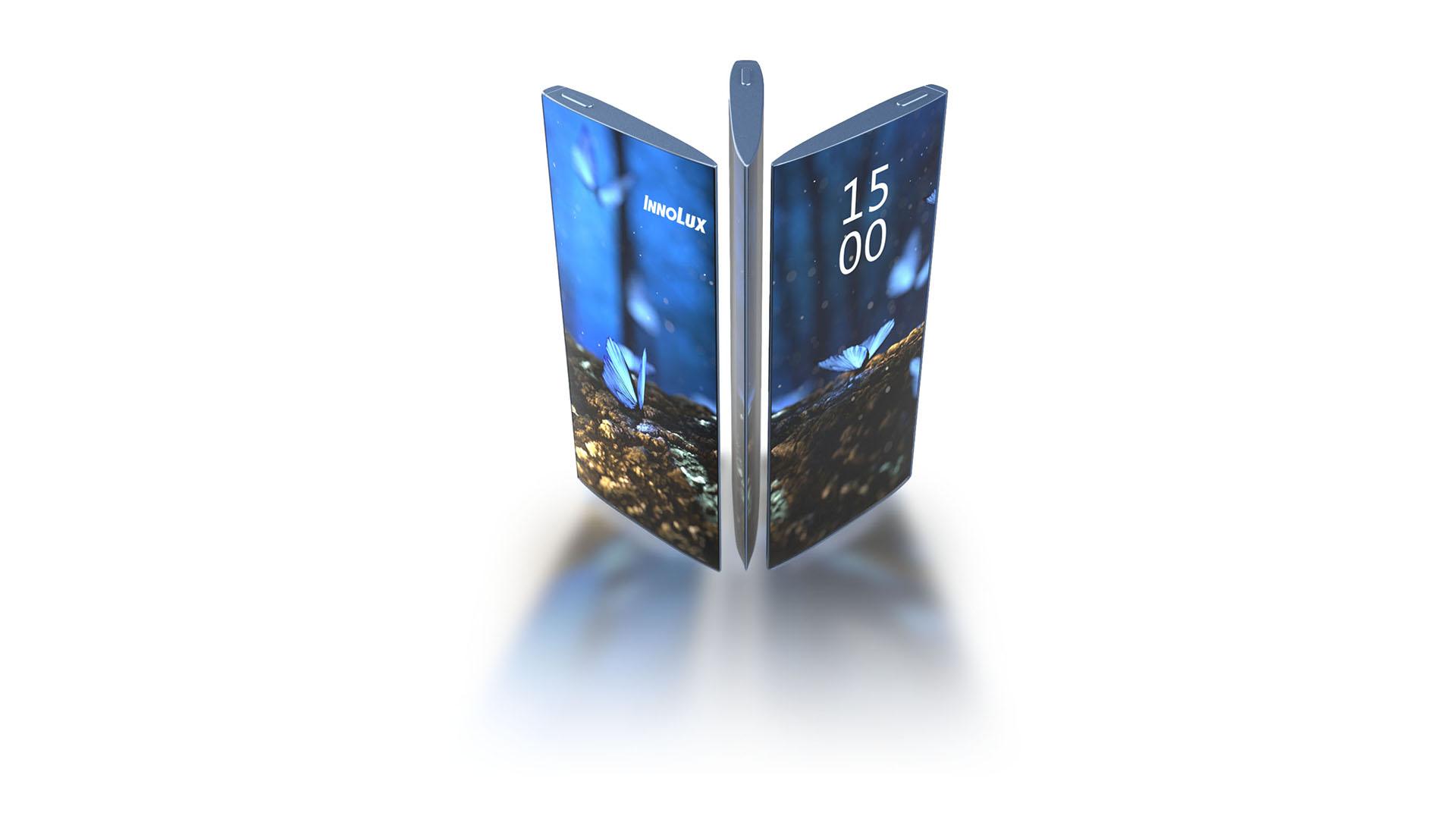 6.4吋环绕显示器