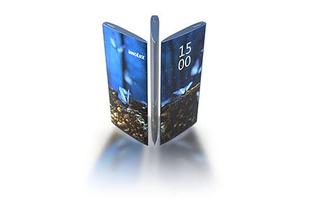 6.4吋環繞顯示器 / 群創光電股份有限公司