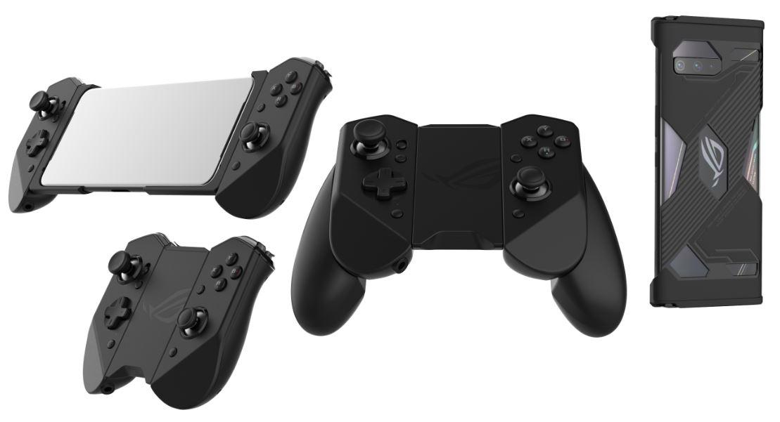 ROG游戏控制器3 / 华硕计算机股份有限公司