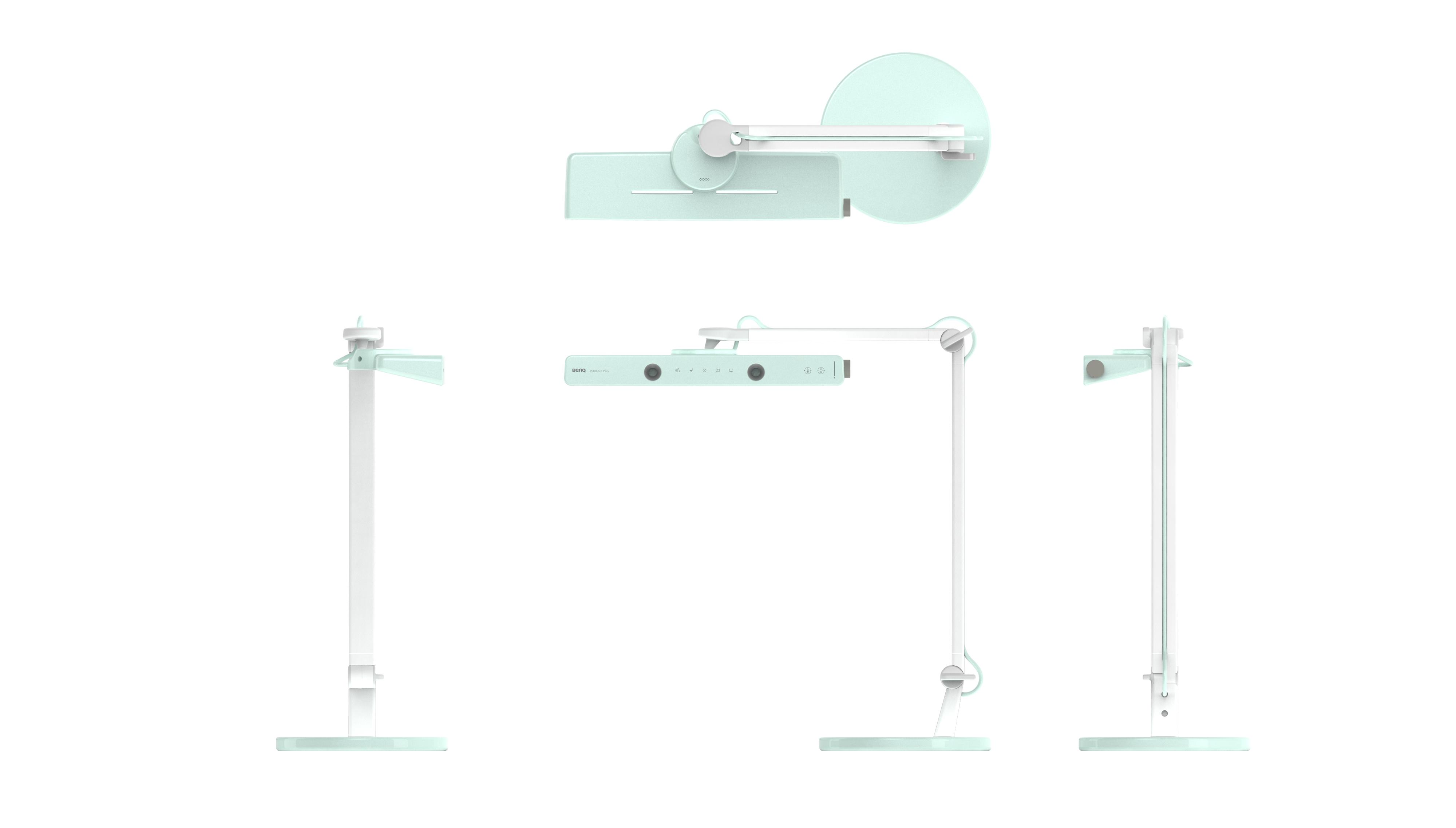 MindDuo 2 Plus 坐姿提醒智能檯燈