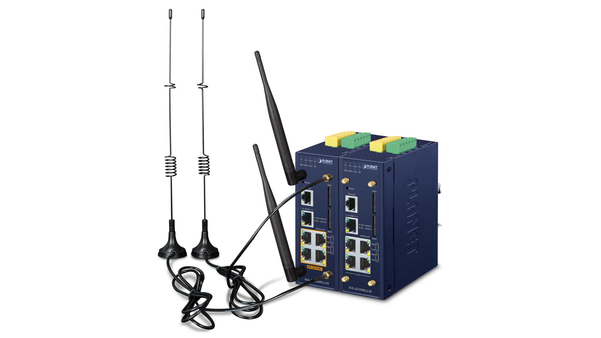 Gateway công nghiệp 4G LTE IoT