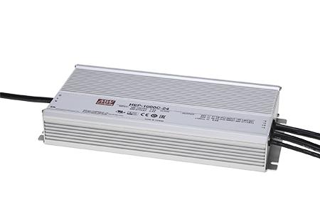 Harsh-environment-proof intelligent power supply / MEAN WELL ENTERPRISES CO., LTD.