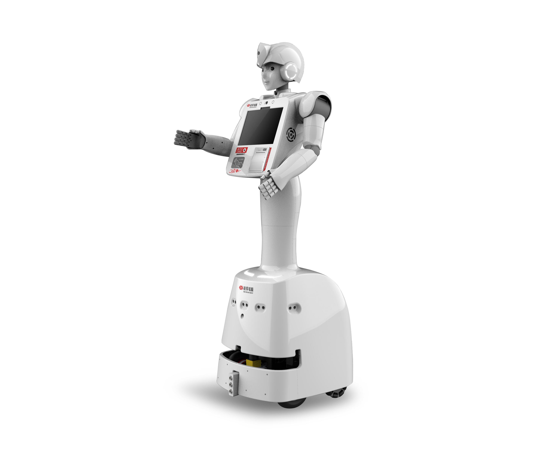 智慧服務型機器人Ayuda / 凌群電腦股份有限公司