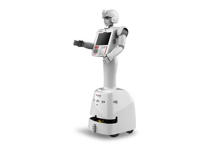 凌群電脳股份有限公司(SYSCOM)-スマートサービスロボットAyuda